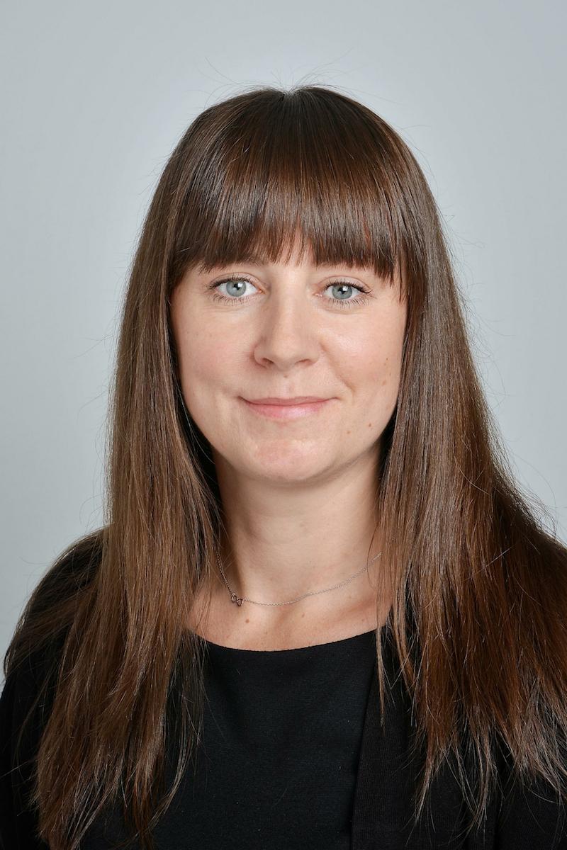 Alexandra Buxton : Sekretarz