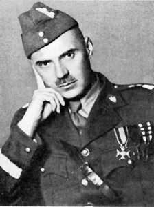 Patron szkoły - gen. Władysław Anders