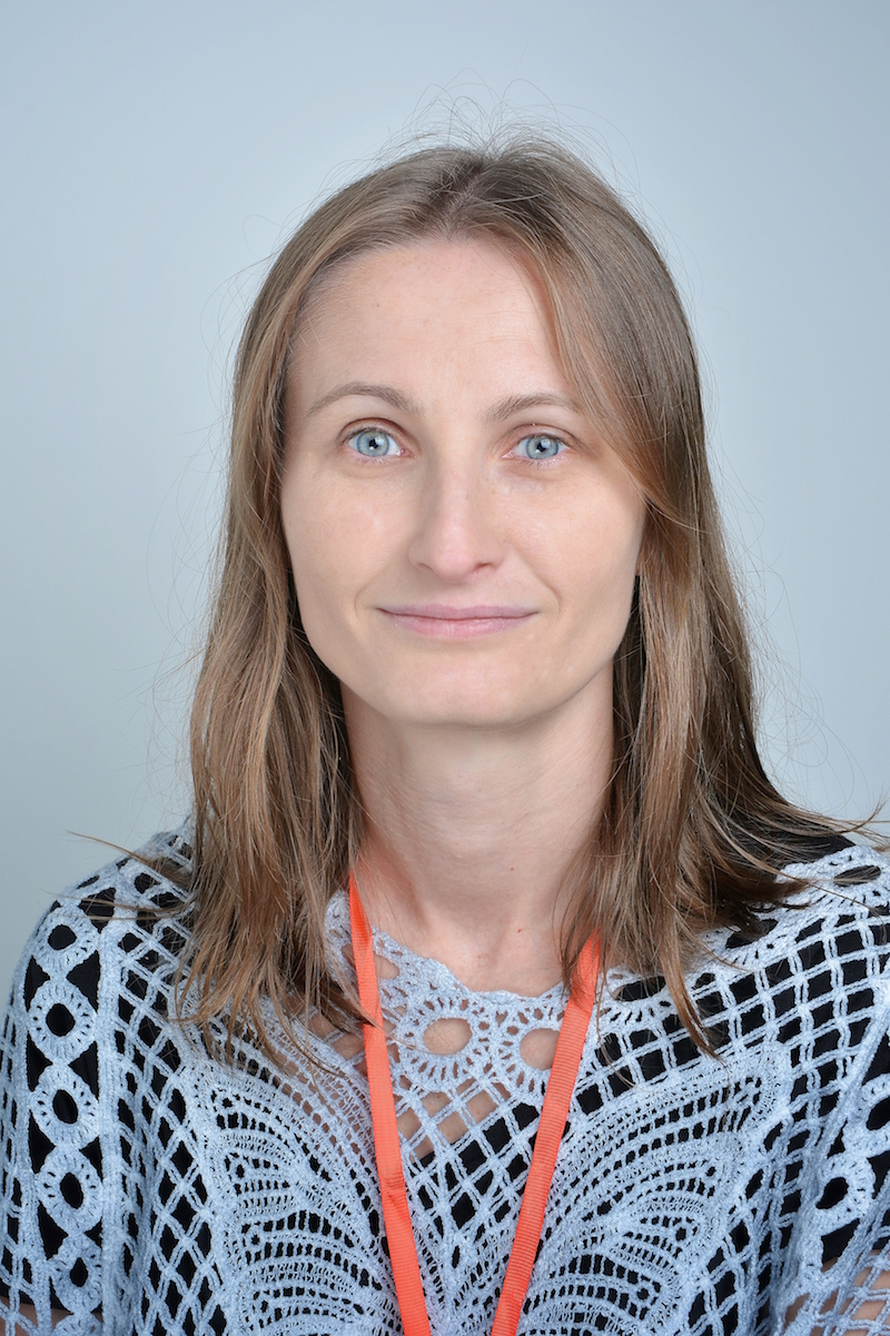 Marzena Whittaker : Asystent