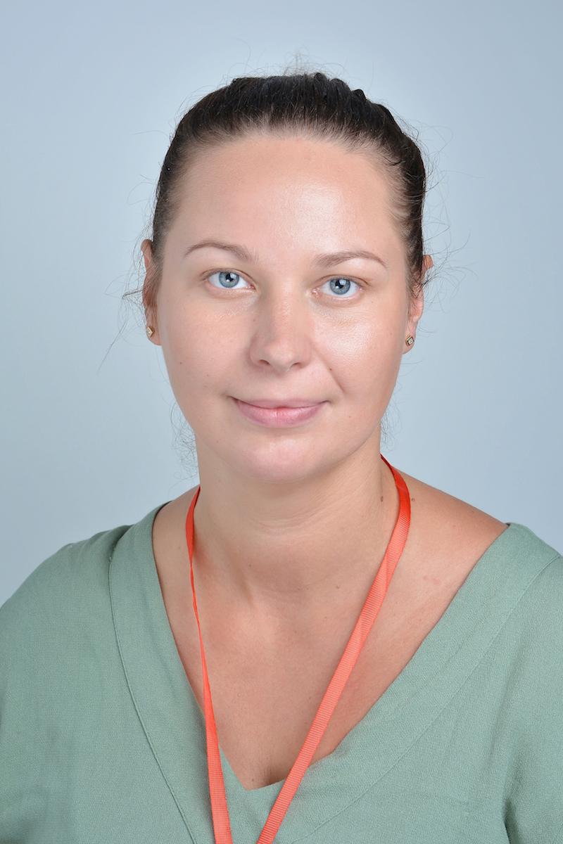 Paulina Bomba : Asystent